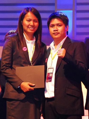 Agel Leader วัชรากร(เปา) & นิสา(อิ๋ว) ผู้นำ เอเจล ระดับ Regional Director